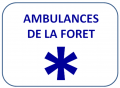Taxi Ambulances de la forêt